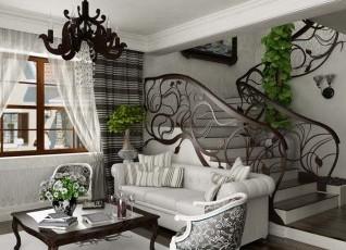 Art Nouveau Interior Design Ideas