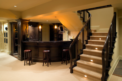 basement design - Basement Interior Design