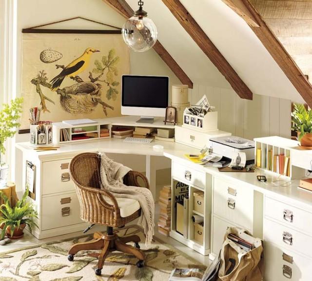 5 Home Office Interior Design Ideas