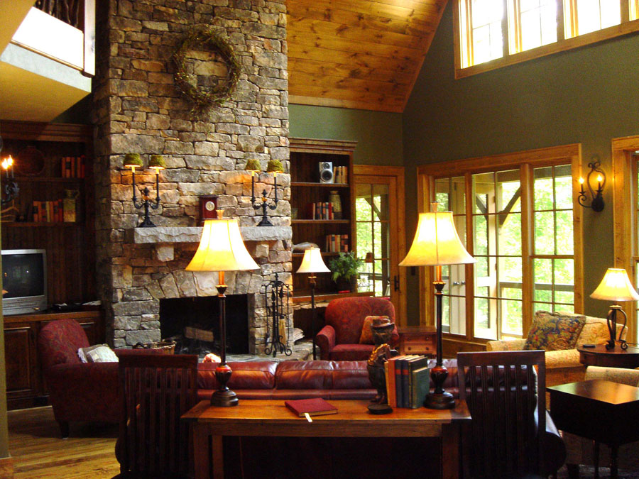 Cottage interior design ideas for Interior decoration ideas for drawing room