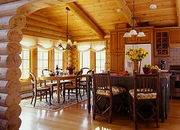 Log Cabin Interior Design Kitchen Further Log Cabin Interior Design