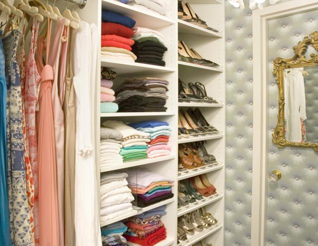 Design Ideas to Maximize Closet Space