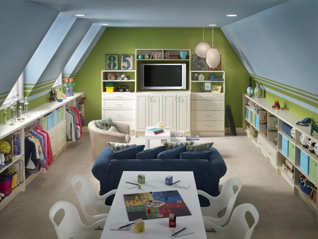 Playroom Design Ideas view in gallery open design playroom makes adult supervision far more easy Interior Design Ideas For Playrooms Interior Design Pro