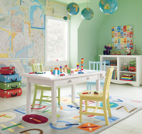 Playroom Design Ideas 19 creative kids playroom design ideas style motivation Who Has The Extra Room