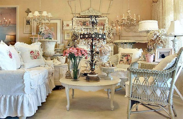 Shabby Chic Inspired Design