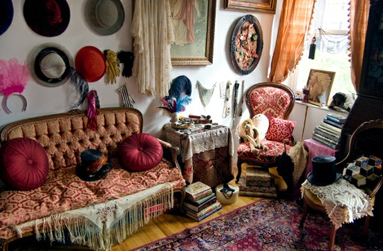 bohemian interior design ideas - Bohemian Design Ideas