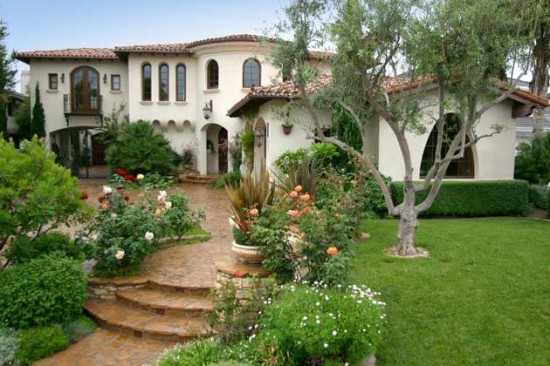 Spanish Home Design By James Glower
