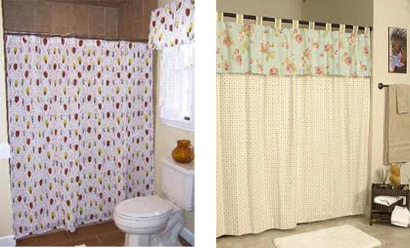 Carol Weber Shower Curtains