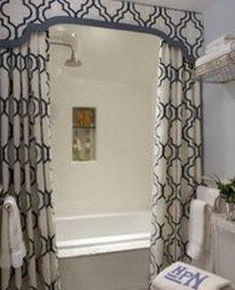 DIY Update Bathroom Vanity with Fabric