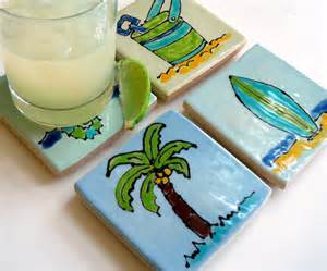 How to Paint Old Ceramic Tiles
