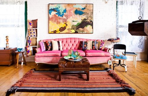 Living Room Interior Design For Comfortable Use