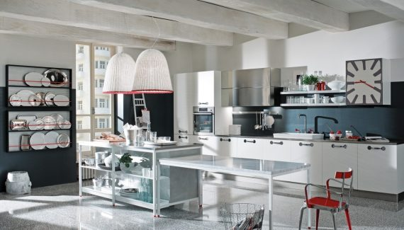 Melding Kitchen Interior Design with Cost Saving Tips