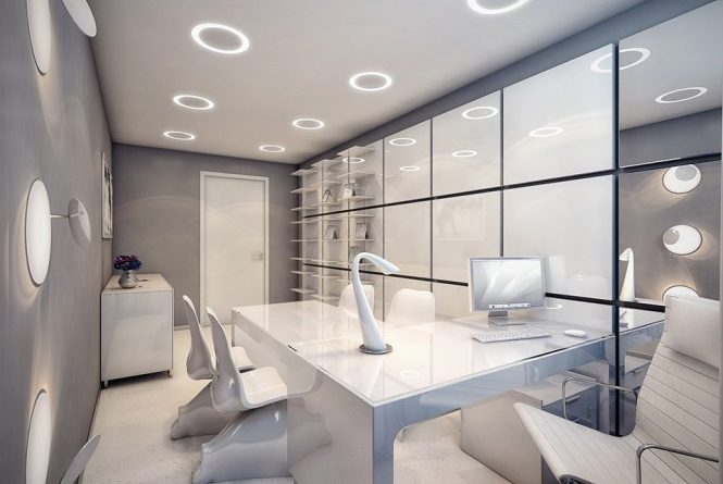 Pros and Cons of an Open Office Design Concept