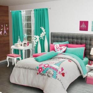 Hot Seller PARIS Reversible Comforter Set (FULL/QUEEN)