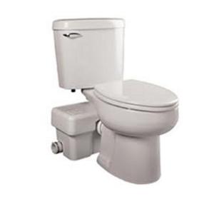 Best Up Flush Toilet System