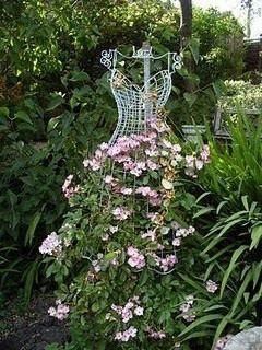 Fashionista flower garden design