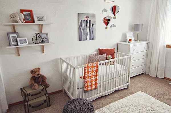 Tiny Wanderer girl baby nurseryTheme