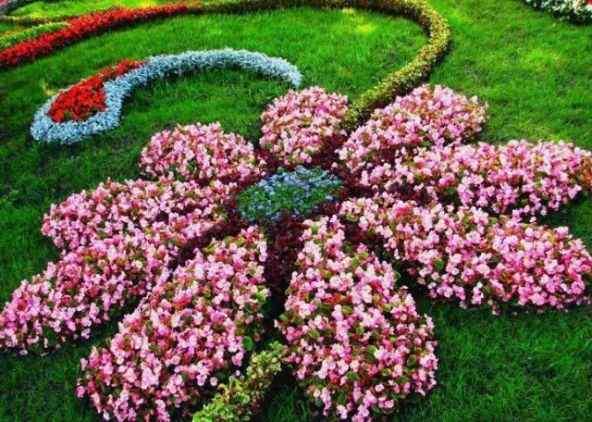 Spring Bloom garden idea