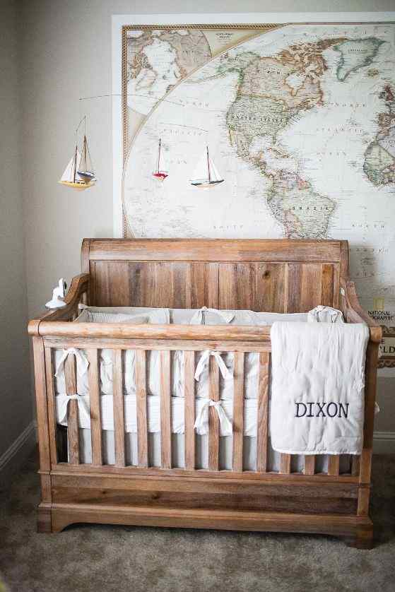 the ideal boy nursery decorating ideasfor little guys who love adventures