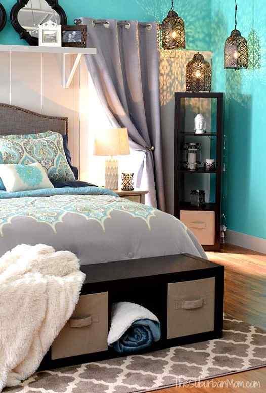 inner Zen - cute bedroom idea