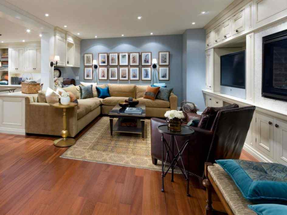 15 Cool Basement Decorating Ideas Designs To Transform Your Empty Space Interior Design Pro