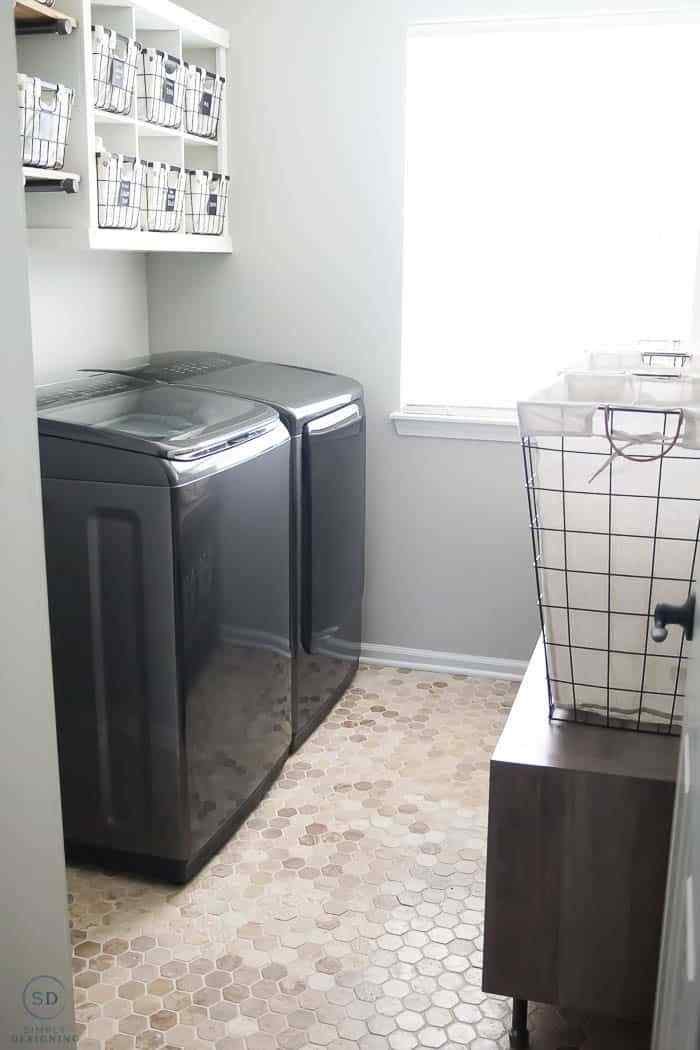 15 Laundry Room Shelving Ideas to Organize Your Laundry