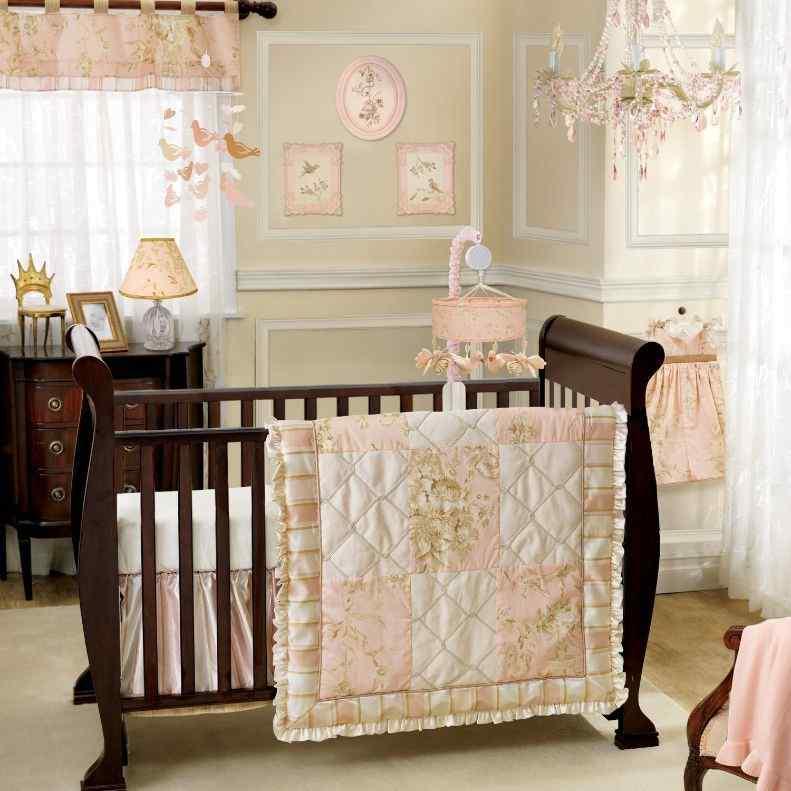 14 Baby Girl Nursery Ideas & Decorating Themes for