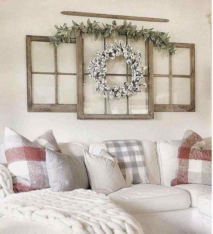 Wreath Picture Frame