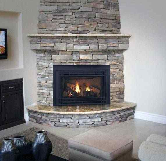 16 Corner Fireplace Ideas & Designs to Revamp your Home