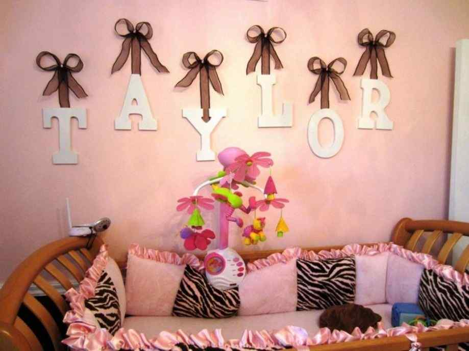 Her Territory girl nursery idea