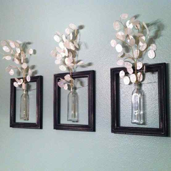 Flower Picture Frame Ideas