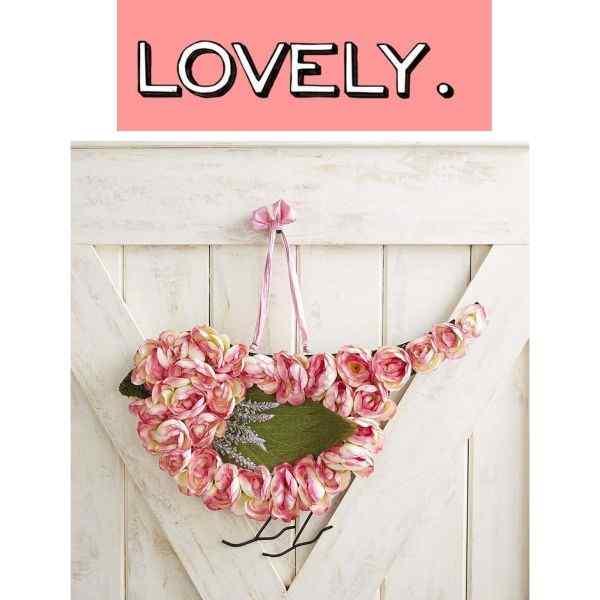 Cute Sparrow Door Décor