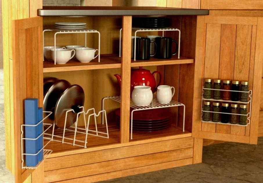 Removable Shelves