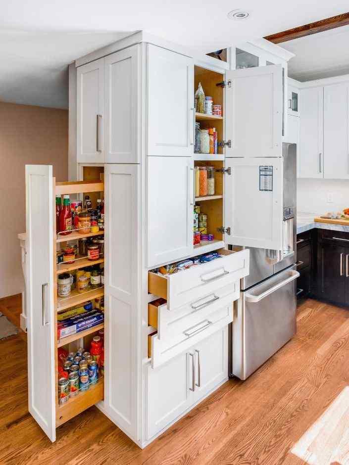 15 Kitchen Cabinet Organization Ideas to Systemize your Kitchen
