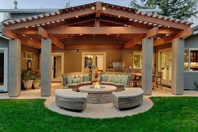 Sophisticated Patio Design