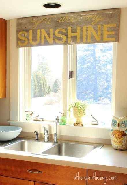 15 Modern Kitchen Curtain Ideas & Designs to Brighten Up Your Kitchen