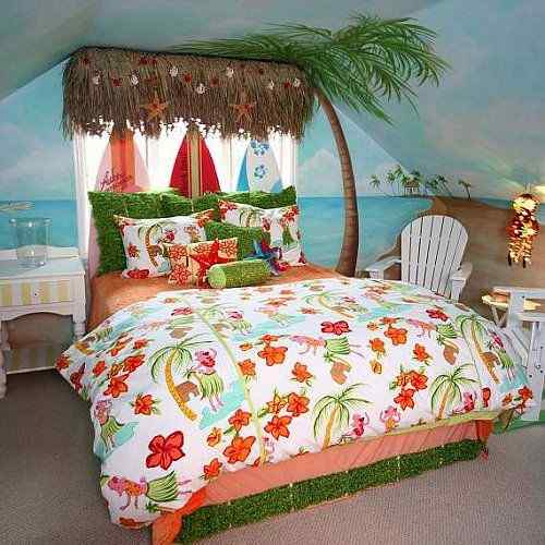 20 Little Girl Room Ideas & Decorating Designs for