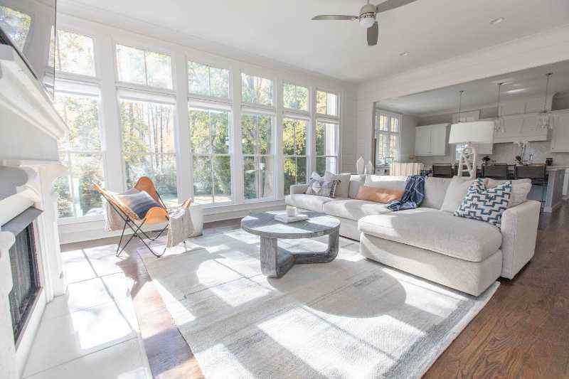Top interior designers Atlanta - a curated room project