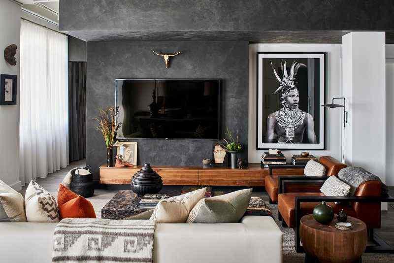 Top interior designers Atlanta - habachy designs project