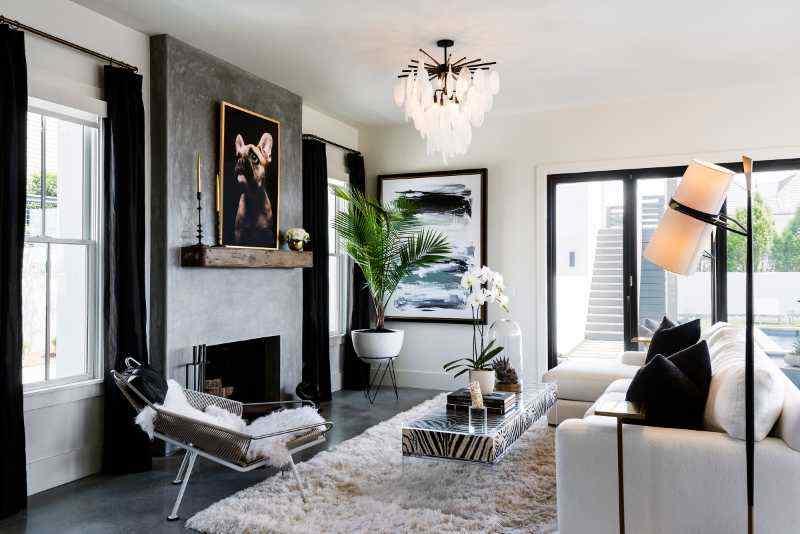 Top interior designers Atlanta - studio b designs project